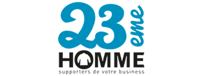 Logo 23ème Homme