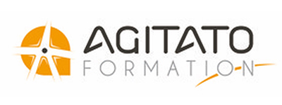 Logo AGITATO Formation