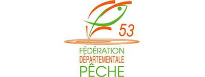Logo Fédération Départementale de Pêche 53