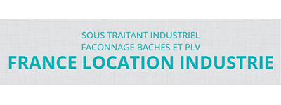 Logo France Location Industrie