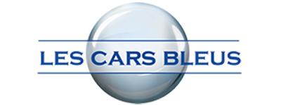 Logo Les Cars Bleus
