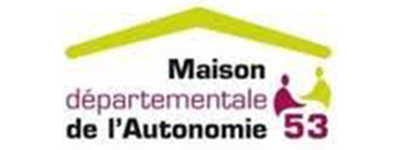 Logo Maison départementale de l'autonomie 53
