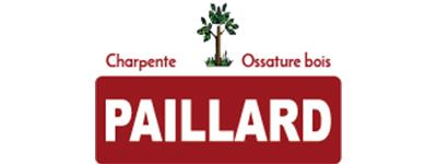 Logo Paillard Charpente Ossature Bois