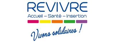 Logo REVIVRE