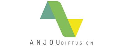 Logo Anjou Diffusion