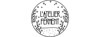 Logo L'atelier du ferment